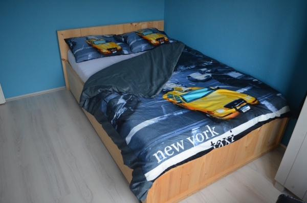 Persoons bed junne