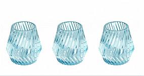 Theelichthouders Verdië - Glas