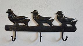 Kapstok Birds - 3 haken