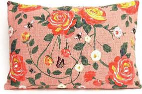 Kussen Eva Coral - 40 x 60 cm