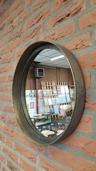 Stoeramp; Krachtig Metaal Spiegel Wonen Rond rCeQEBodxW