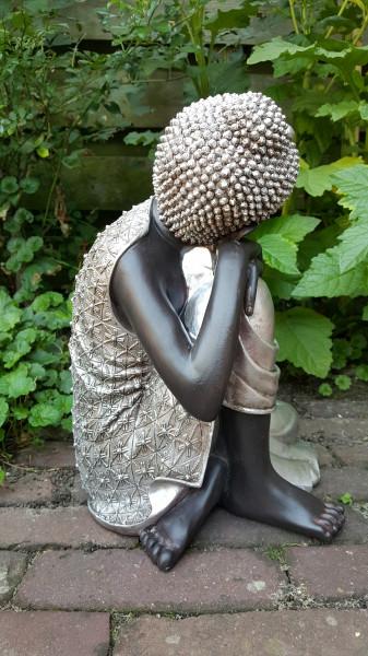 Boeddha slapend - hoogte 37 cm