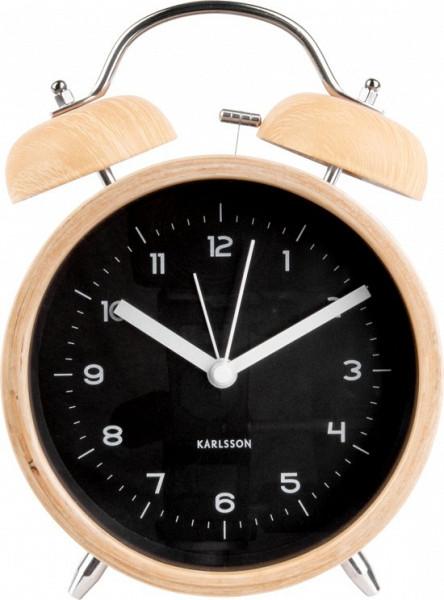 Karlsson Classic Bell XL - Wekker - Zwart
