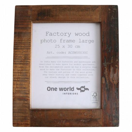 Fotolijst Factory - 3 maten