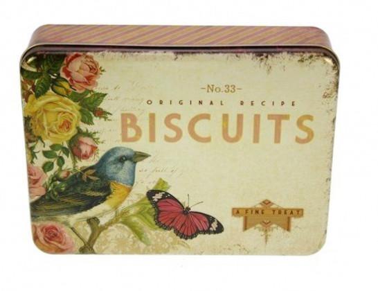 Bewaarblik Biscuits Nostalgie