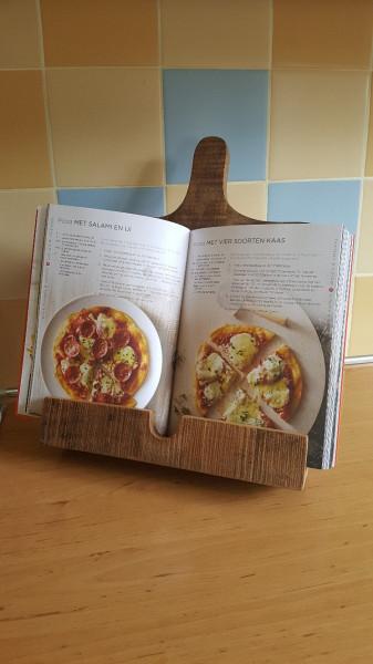 Kookboek standaard - Hout