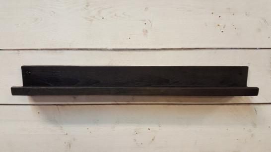 Wandplank noire